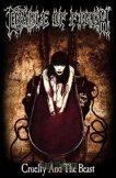 CRADLE OF FILTH - Cruelty. zenekaros zászló