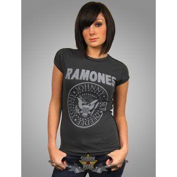 239aeb4313 RAMONES - HEY HO LETS GO női póló - Shark n Roll - Rock- Metal ...