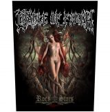 Cradle of Filth - De flowering the maidenhead. BPIM..  hátfelvarró