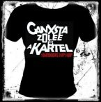 GANXSTA ZOLEE & A KARTEL - HARDCORE HIP HOP női  póló