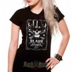GUNS N ROSES - SLASH  női póló