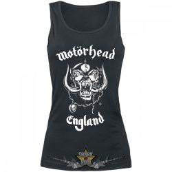 MOTORHEAD - ENGLAND  női póló, trikó