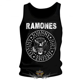 RAMONES - HEY HO LETS GO női póló 9793cd2ec3