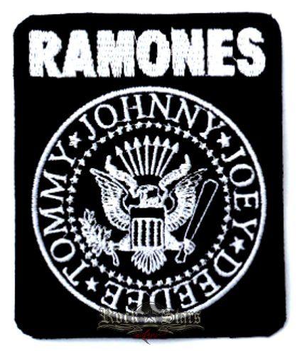 RAMONES - RAMONES. felvarró - Shark n Roll - Rock- Metal - Webshop ... 832741bc63