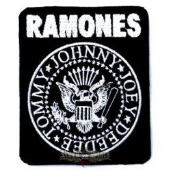 RAMONES - RAMONES.  felvarró