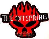 THE OFFSPRING - LOGO.  zenekaros felvarró