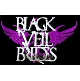 BLACK VEIL BRIDES - LOGO  felvarró