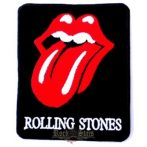 ROLLING STONES - BAND TONGUE.  felvarró