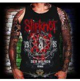 SLIPKNOT - IOWA  zenekaros póló, férfi trikó