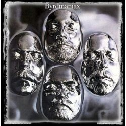 THE BYRDS - BYRDMANIAX. zenei cd