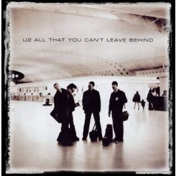 U2 - ALL THAT YOU CANT LEAVE BEHIND. zenei cd