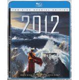 2012  Blu ray disc