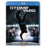 STOMP THE YARD  Blu ray disc