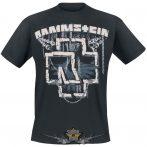 RAMMSTEIN - IN KETTEN  póló