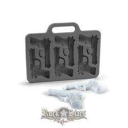 Jégkocka - Ice tray - Guns - Pisztolyok.  jégkocka forma