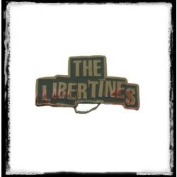THE LIBERTINES - LOGO  övcsat