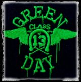 GREEN DAY - CLASS 13 felvarró