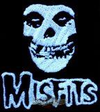 MISFITS  felvarró