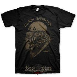 BLACK SABBATH - US TOUR 78 póló