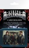ASKING ALEXANDRIA - BAND   igazolvány tartó