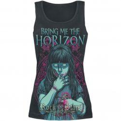 BRING ME THE HORIZON - MY LITTLE DEVIL  női póló, trikó