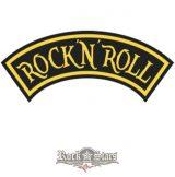 ROCK N ROLL.  felvarró