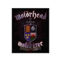MOTORHEAD - Motorizer  felvarró