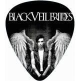 BLACK VEIL BRIDES.  pengető nyaklánc
