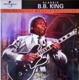 B.B. King - Classic B.B. King.  zenei cd