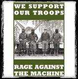 Rage Against The Machine - Troops  plakát, poszter