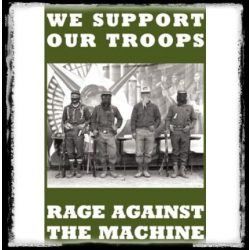 Rage Against The Machine - Troops  plakát, poszter