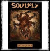 SOULFLY - CONQUER  plakát, poszter