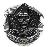 Sons of Anarchy - Logo.  fém motoros jelvény