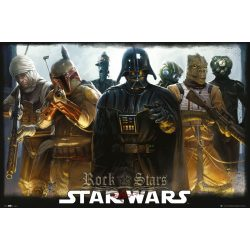 STAR WARS - BOUNTY HUNTERS  poszter,  plakát