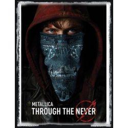 Metallica (Through the never)  plakát, poszter