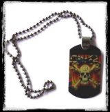 PANTERA - TEXAS.  medál, dog tag