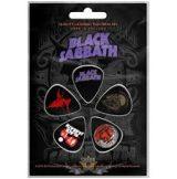 BLACK SABBATH - LOGO. Plectrum Pack.  gitárpengető szett