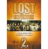 Lost - Eltűntek - 2. évad (7 DVD)