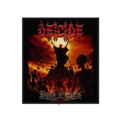 DEICIDE - To hell with felvarró