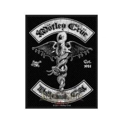 Mötley Crüe - Hollywood  felvarró