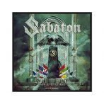 SABATON - Heroes   felvarró