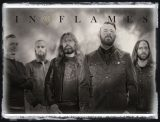 IN FLAMES - BAND FOTO  plakát, poszter