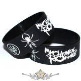 MY CHEMICAL ROMANCE -  Rubber Wristband.   szilikon karkötő