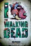 THE WALKING DEAD - I LOVE. plakát, poszter, tábla kép. 28 X 40. cm