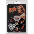 AC/DC - SERIA 1. gitárpengető szett
