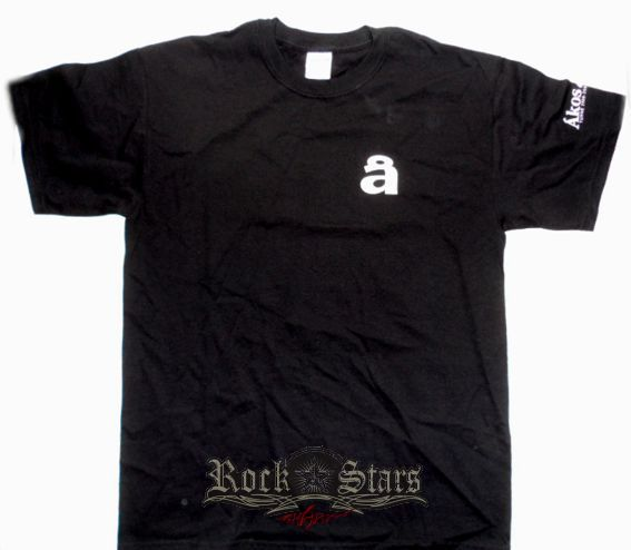 40900e9866 ÁKOS - 40+. Turné női póló - Shark n Roll - Rock- Metal - Webshop ...