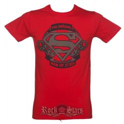 SUPERMAN - THE ORIGINAL MAN OF STEEL. filmes póló