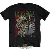 Misfits - Men's Tee.  Pushead.  zenekaros  póló.