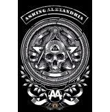 Asking Alexandria  (Passion).  plakát, poszter