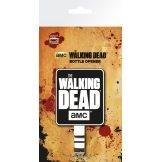 THE WALKING DEAD - LOGO  sörnyitó